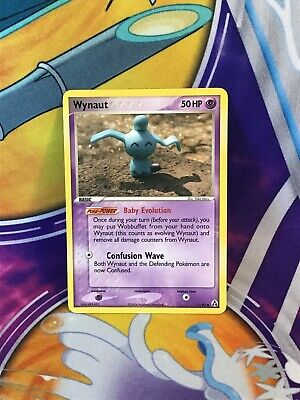 Wynaut - 71/92 - LP/NearMint - Common (EX Legend Maker) Pokemon TCG 2006
