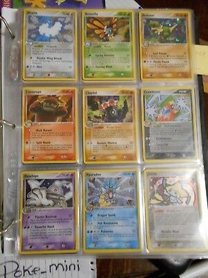 /107 Deoxys Set Holo Metagross Rayquaza Rare Com Unc Pokemon Card Nr Mint Mint