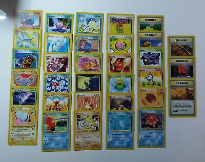 Neo Revelation Pokemon Card /64 - NM - Rare Uncommon Trainer - $1 Flat Shipping
