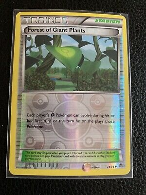 Pokemon TCG : Forest of Giant Plants 74/98 REVERSE HOLO Ancient Origins NM