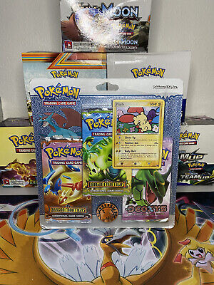Pokemon 2006 EX Deoxys Dragon Frontiers Blister Gold Star Charizard/Rayquaza🔥