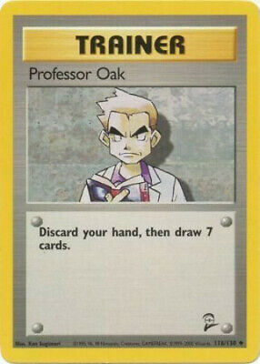 Pokemon Card - Base 2 Set 118/130 - BILL (common) - NM