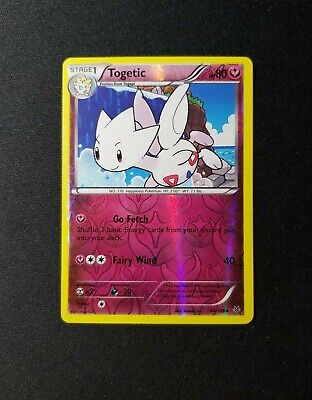 2015 Pokemon XY Roaring Skies Togetic Reverse Holo 44/108