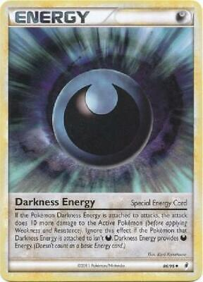 Darkness Energy (Special) - 86/95 - Uncommon NM Call of Legends Pokemon 2B3