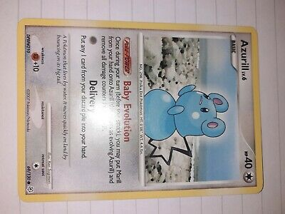 Diamond and Pearl Azurill  69/130 - Pokemon Trading Cards (MINT)