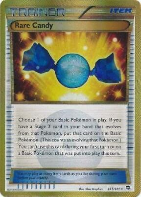 Rare Candy - 105/101 - Ultra Rare NM Black & White 10: Plasma Blast Pokemon 2GQ