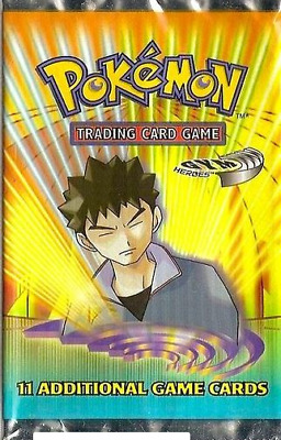 Gym Heroes Unlimited Pick a Card Vintage Pokemon