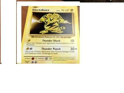 Electabuzz 71/214 Lost Thunder Pokemon Card | New | x2 Cards
