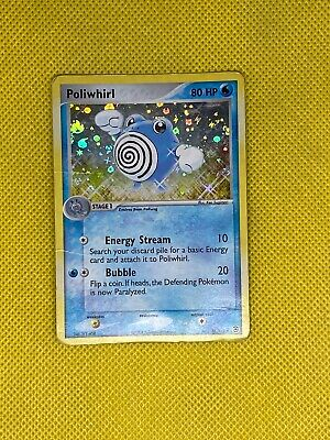 Poliwhirl - 46/112 - Uncommon NM FireRed & LeafGreen Pokemon 2B3