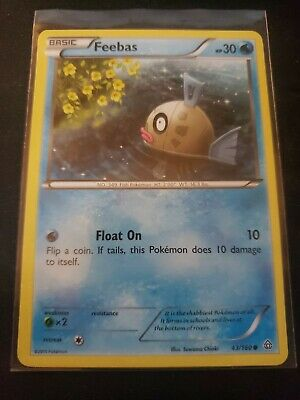Feebas  43/160 X&Y: Primal Clash Common NM/Mint Pokemon