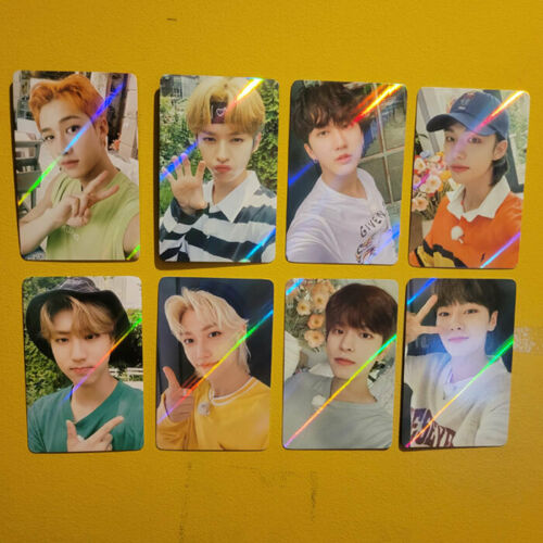 STRAY KIDS [ NOEASY ]  HOLOGRAM PHOTOCARD | WITHDRAMA OFFICIAL PHOTOCARD