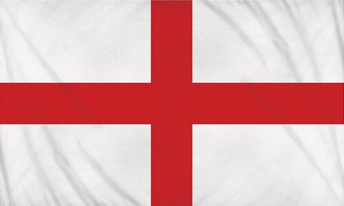 England Flags Football Euro 2020 2021 Street Party St Georges Day 3x2, 5x3, 8x5