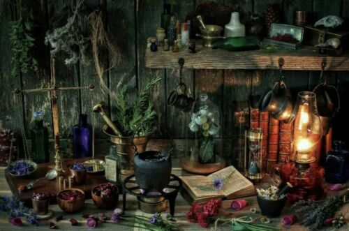 Spell Casting Service For All Your Magickal Needs; Love, Health, Luck, Money....