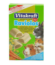 Hamster Treat Raviolos 100g Small Animal Treats Guinea Pig Rabbit VITAKRAFT