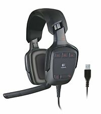 NEW Logitech G35 Surround Sound USB Gaming Headset -Computer,PC, Dolby 7.1