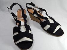 NEW Corelli Bella Women's Shoes, Black, Open Toe Sling Backs, Size US#9 NIB