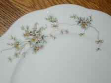 1 Suppenteller  22,5  cm Rosenthal  MONBIJOU CLASIC ROSE  GRÜNE RANKE