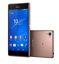 Sony Xperia Z3 Copper Gold Smartphone Android 4.4 5,2 Zoll 16GB 20,7MP NEU OVP