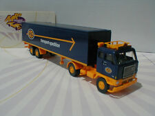 "Wiking 0540 99 # VOLVO F88 Koffersattelzug "" ASG Transport-Spedition "" 1:87 NEU"