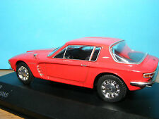 Brasinca 4200 GT in   Racing Red a 1:43RD Scale Whitebox Collectors Model