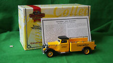 YYM36835 MATCHBOX PIONEERS OF PROGRESS CATERPILLAR 1933 DIAMOND T