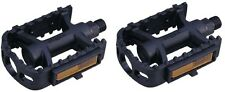 "Pair Of ETC Wellgo Junior Kids Bike Pedals 1/2"" MTB Bicycle Cycle"