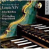 John Kitchen Music From The Age Of Louis XIV CD ***NEW***