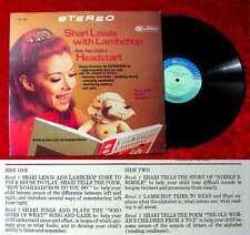 LP Shari Lewis with Lambchop: Give your child a Headstart (RCA Camden) US 1968