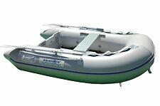 7.5 ft INFLATABLE BOAT dinghy yacht tender with plywood floor 240