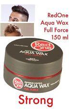 RedOne AQUA WAX FULL FORCE Gelwax grau 150ml