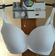 Ladies Marks & Spencer Full Cup T-Shirt Bra Size 30D
