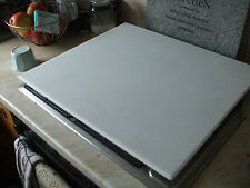 """CORIAN HOB COVER, PASTRY/SUGAR/ FOOD BOARD 18.5"""" X 21""""X 12mm THICK."""