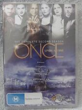 Once Upon A Time - Season 2 - Dvd (6 Disc Set) BRAND NEW!!