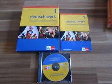ISBN 3123142582 deutsch. werk 1 Lernsoftware für das 5. Schuljahr