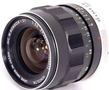 MINOLTA MC W.Rokkor-SI 1:2.5 f=28mm FAST! Wide-Angle Lens for Minolta MD/DIGITAL