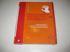 Requirements-Engineering und -Management von Chris Rupp (2006, Gebunden)