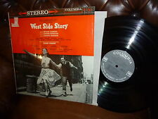 Bernstein, West side story, Columbia OS2001 Stereo, USA, 60er