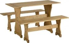 CORONA DINETTE DINING BENCH SET * FREE NEXT DAY DELIVERY