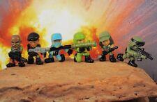 Hasbro Micro Force G I JOE vs Cobra Mini Figur 6pcs Hero Tortenfigur 4_GHJKLM