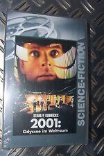 VHS neu ovp Stanley Kubrick Odyssee im Weltraum 2001 Still sealed versiegelt