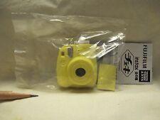 L046 Fujifilm Instant Yellow Orginal Camera w/ film Instax Tommy Miniature 1:6
