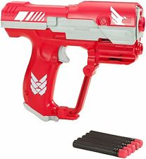 BOOMco. HALO UNSC M6 Blaster (DKN76) Dive into the HALO Universe  Red NEW XTS