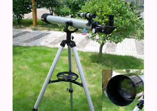 GEE Astronomical 900/60mm Refractor Telescope Monocular Scope With Tripod