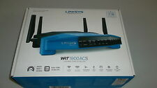 Linksys WRT1900ACS Dual-Band Wi-Fi Router mit ultraschnellem 1,6-GHz-Prozessor