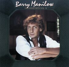 BARRY MANILOW : GREATEST HITS VOL. II / CD - NEUWERTIG