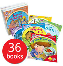 Songbirds Phonics Collection - 36 Books