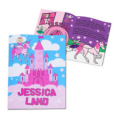 Personalised Princess Story Book Bedtime Story With Childs Name