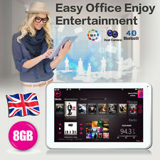 "9""Inch 8GB Allwinner Quad Core Bluetooth WIFI Android 4.4 Tablet PC Dual Camera"