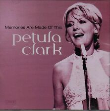 Petula Clark-Memories Are Made Of This CD