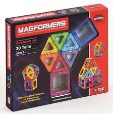 MAGFORMERS - Standard Set 30 Magnet Konstruktionsmaterial (274-07)